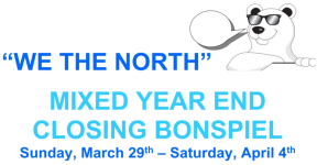 Mixed Year End Closing Bonspiel